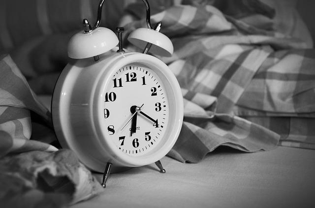 Jak wcześniej wstawać?