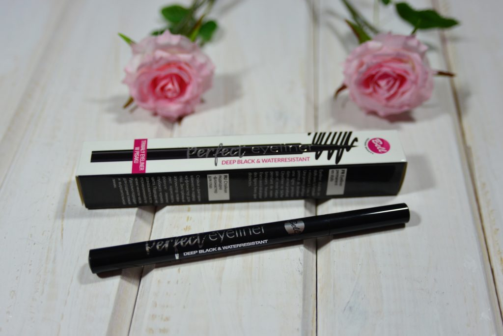 Perfect Eyeliner Deep Black&Waterresistant