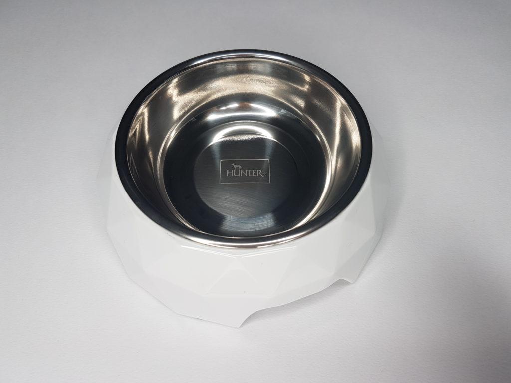 Elegancka miska dla psów i kotówv