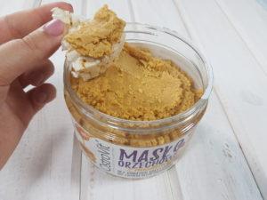 OstroVit masło orzechowe z miodem