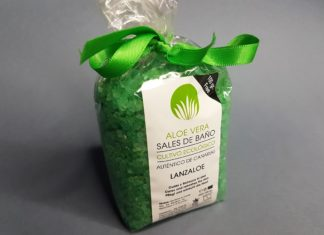 Sól morska Lanzaloe